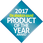 Merlot DAC - Absolute Sound Magazine - Product of the year 2017