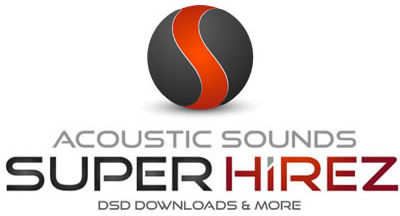 Acoustic Sounds Superhirez DSD Downloads and more